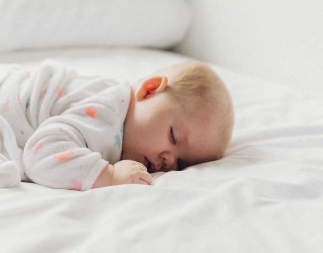 siesta de tu bebé