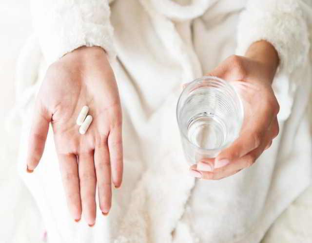 vitaminas prenatales