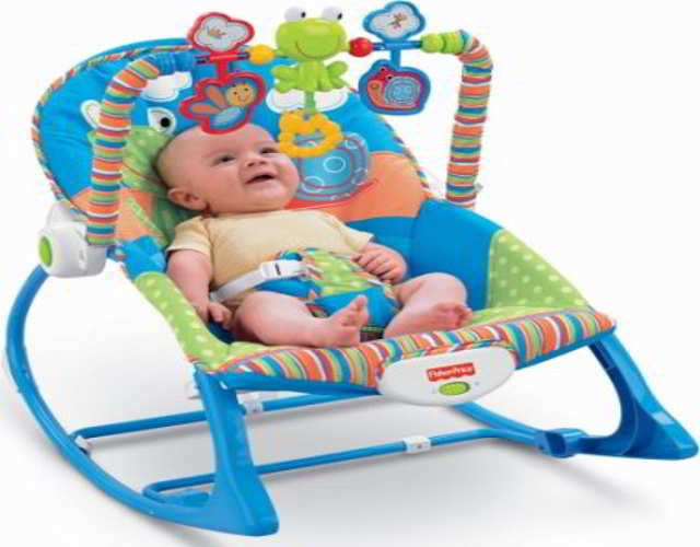 mecedora vibradora para bebés