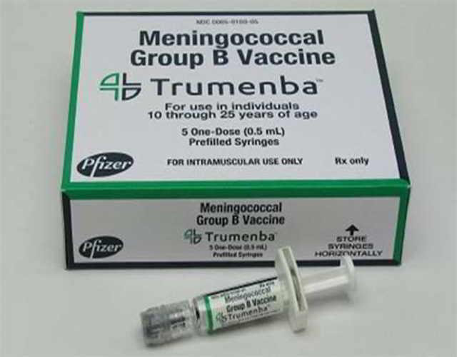vacuna meningococo B Trumenba