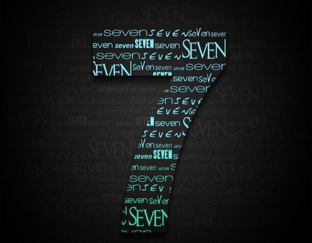 número 7 en numerología