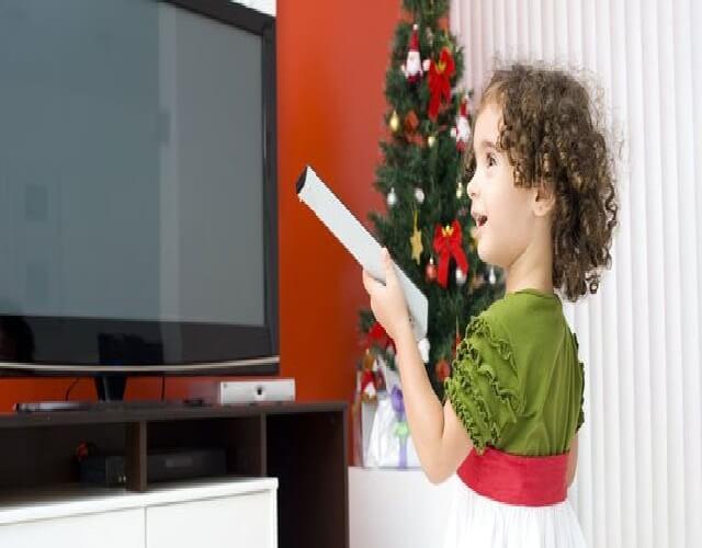 Películas de navidad con los niños