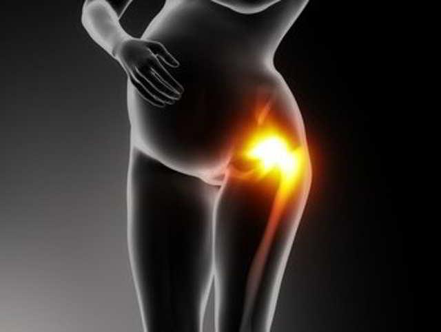 Causas de dolor de ingles durante el embarazo
