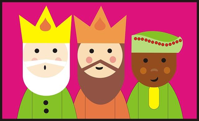 hablar con los reyes magos por video llamada