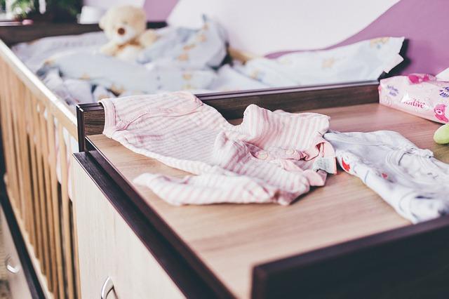 Ropa para vestir al bebé