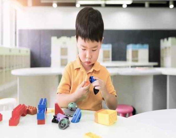 Actividades sensoriales para niños inquietos de 1 a 2 años