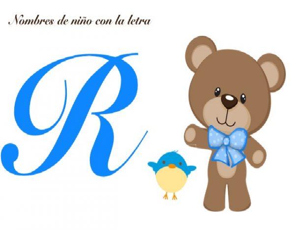 Nombres De Bebés Con La Letra R