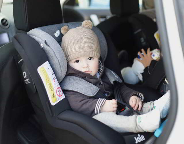 Silla a contramarcha Sistemas de retención infantil