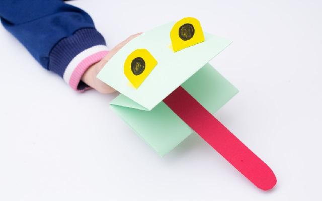 juguetes de papel
