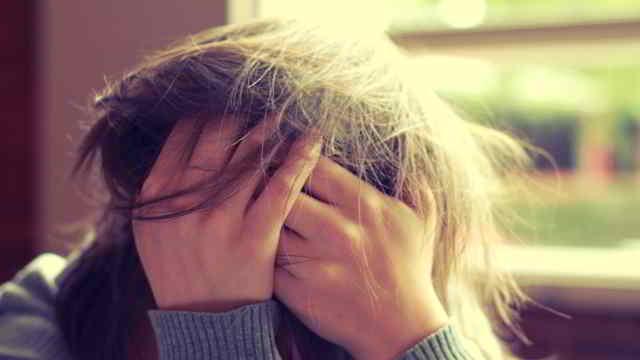 aborto por estrés