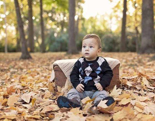 Bebé de 16 meses