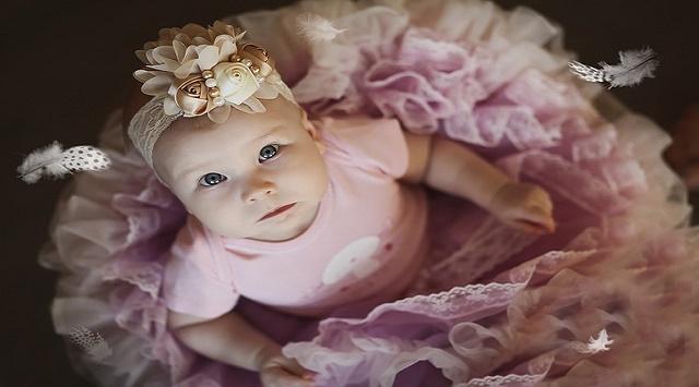 Bebé de 4 meses