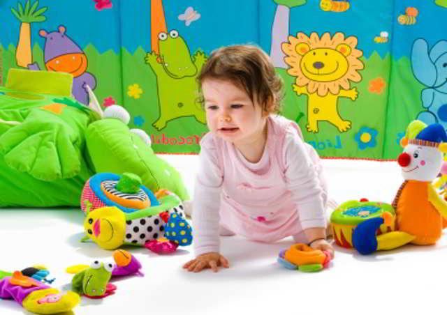 Juegos para bebés de 5 meses