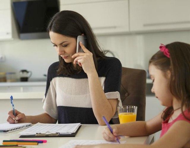 Dejar de trabajar para cuidar tus hijos