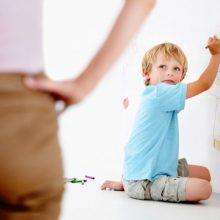 cómo castigar a un niño de 2 años