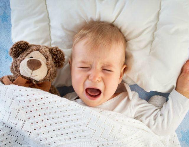 Pesadillas en bebés