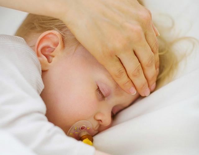 Enfermedades comunes en bebés