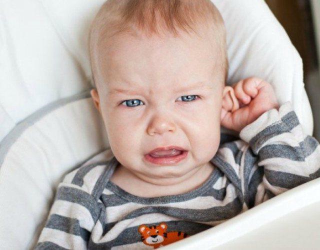 Infección de oído en niños