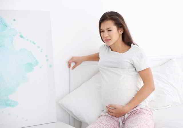 embarazo y náuseas