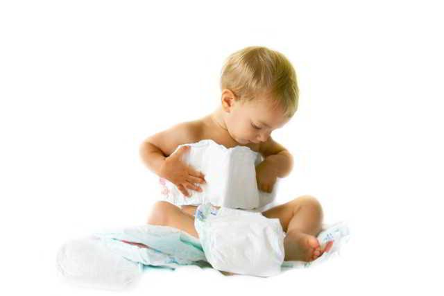 gastos de un bebé pañales
