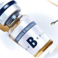 hepatitis B vacuna