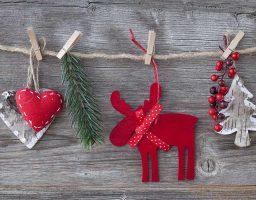 10 manualidades de navidad para niños