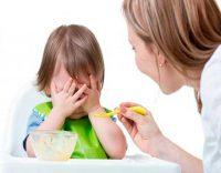 mi bebé de 1 año no quiere comer
