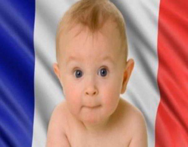 nombre francés para bebé