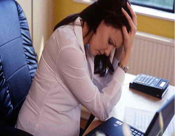 riesgo de aborto por estrés