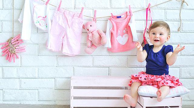 Ropa y accesorios para bebés