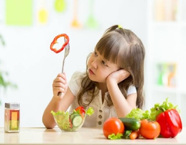 si tu bebé no quiere comer