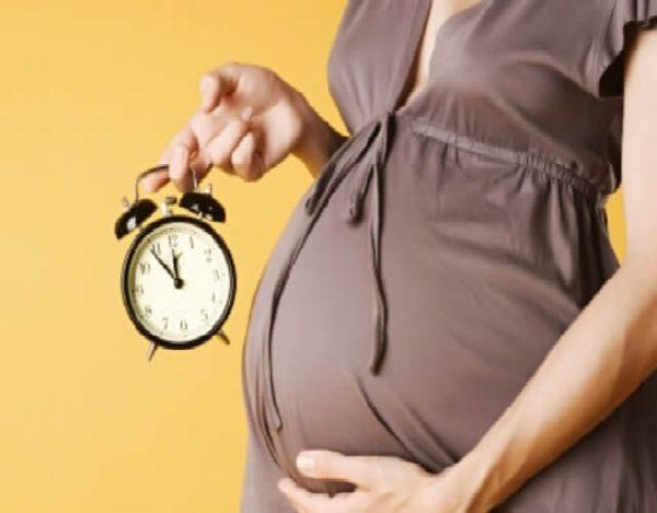 embarazo después de los 30