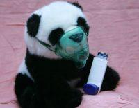 Asma en bebés