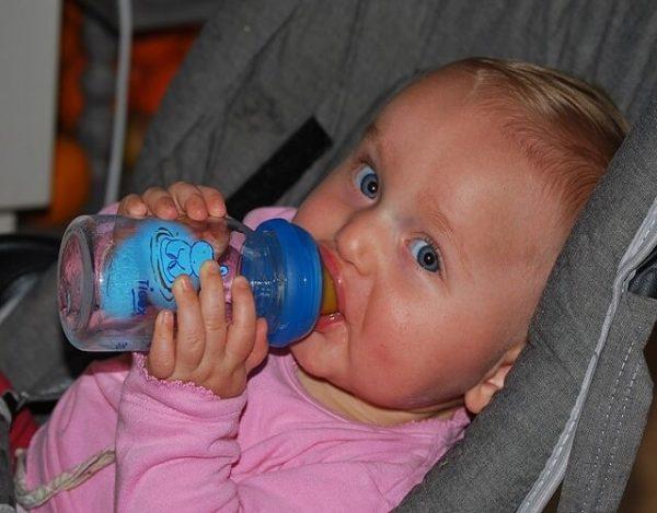 bebidas para bebés
