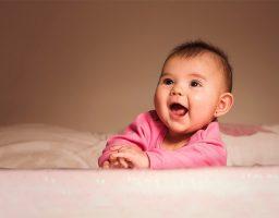 Técnicas para calmar a un bebé inquieto