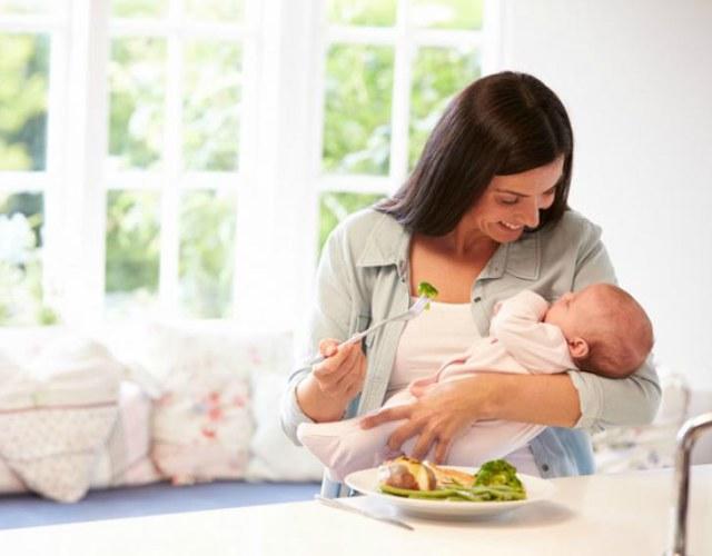 adelgazar después del parto