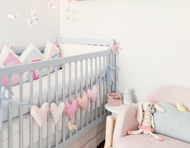 organizar la habitación del bebe