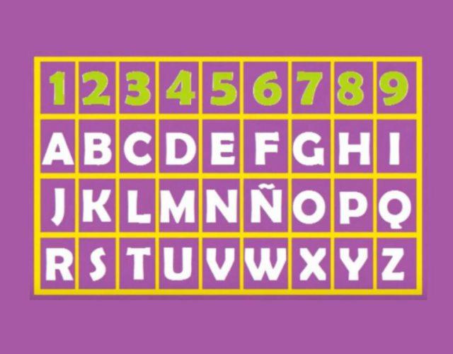 Numerología para nombres