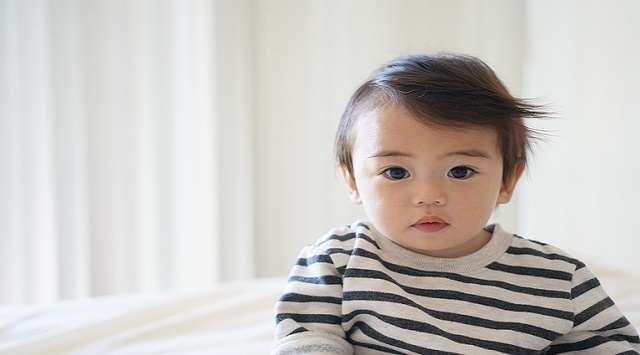Bebé de 21 meses