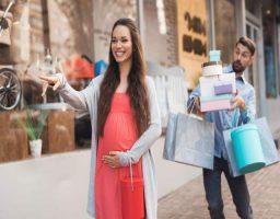 coger peso estando embarazada