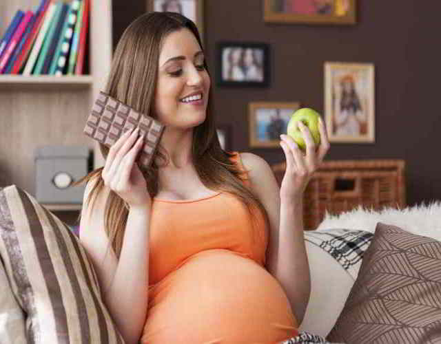 controlar el hambre en el embarazo