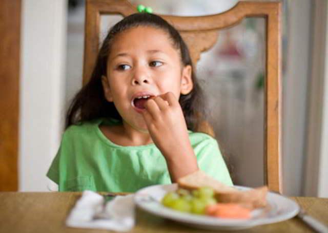 dietas para niños de 11 años