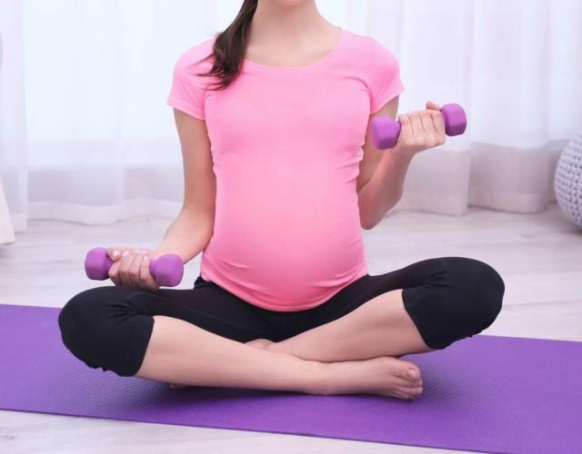 hacer ejercicio embarazada