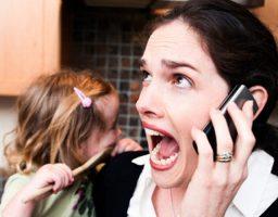 Claves para saber si eres una madre histérica