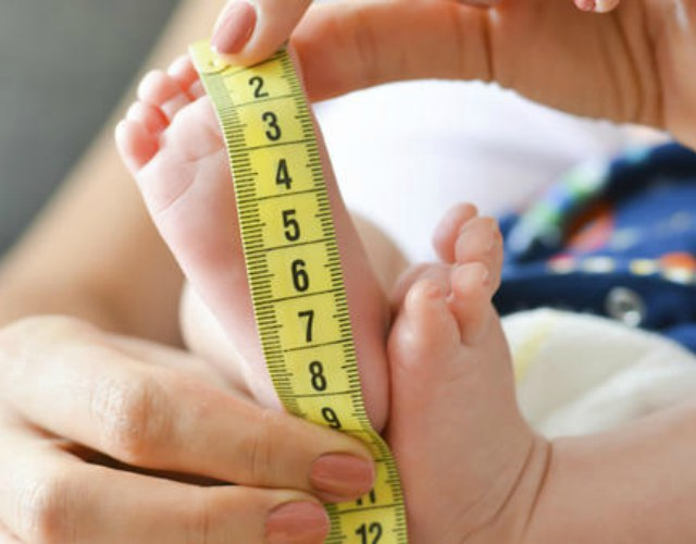 medidas de tu bebe