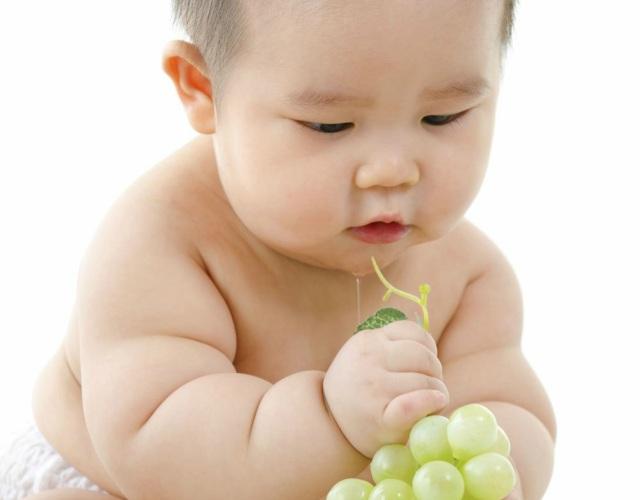 saber si es un bebé obeso