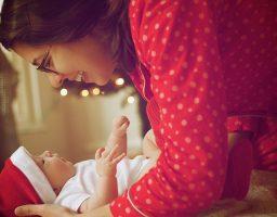 La primera navidad con tu bebé