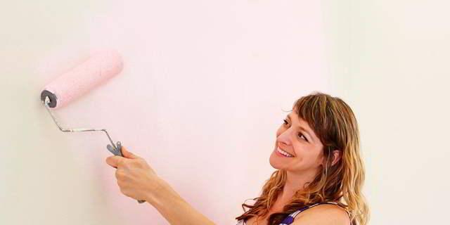 trabajos de pintura estando embarazada