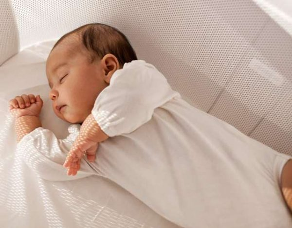 Hábitos de sueño saludable de 9 a 12 meses