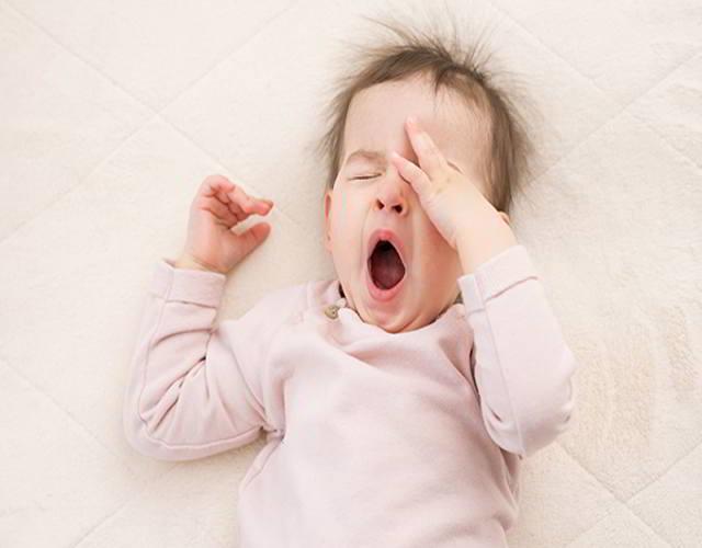 bebés dormilones